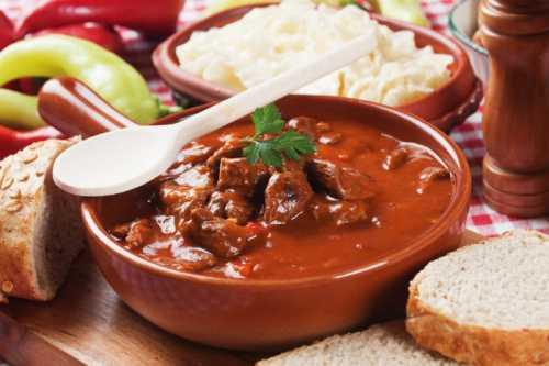 Изумительный аромат венгерской кухни