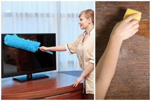 Как избавиться от пыли в комнате
