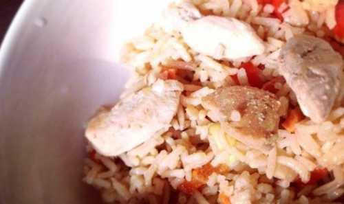 Пошаговый рецепт курицы с рисом,  секреты выбора