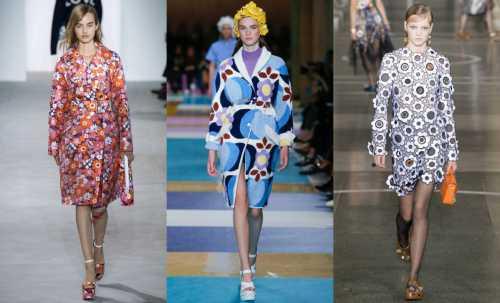 Модные тенденции в сезоне весна
