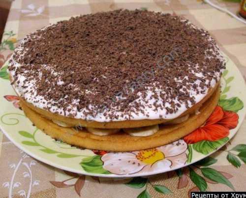 Рецепты тортов из готовых бисквитных коржей,