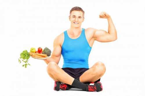 Петушок О правильном питании для мужчин