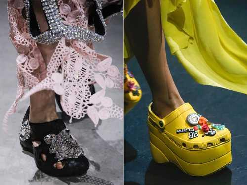 Красивая модная обувь 2018 года для девушек – весна