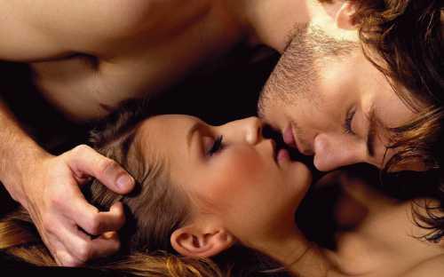 Поцелуй мужчинам о женщинах