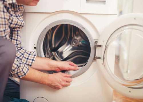 Это очистит вашу стиральную машину от микробов