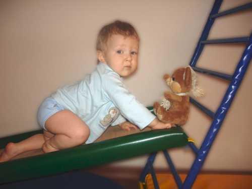 Подбираем спорткомплекс для малыша с рождения