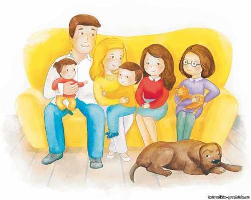 Не семья, а детский сад психология семьи