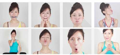 Как похудеть в щеках