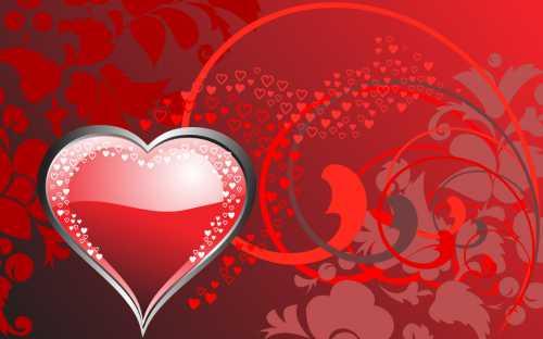 Светлый праздник любящих сердец