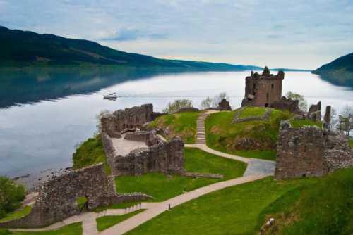 Шотландия: обзор, описание