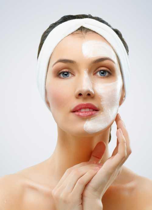 Обзор масок из белка для лица: эффективность