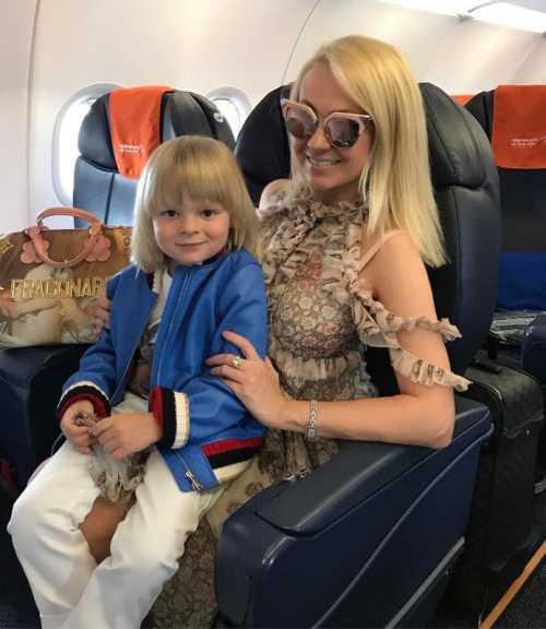 Яна Рудковская показала семейное фото