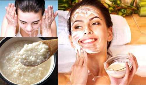Обзор масок из рисовой муки для лица: