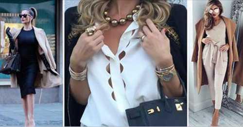 Классический стиль одежды: выглядим прекрасно