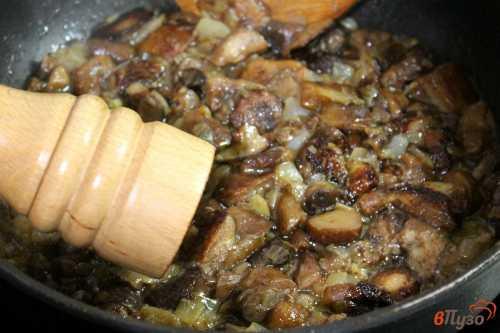 Рецепты грибов жареных с луком, секреты выбора