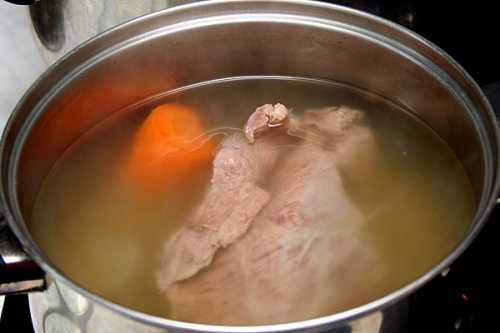 Рецепты бульона куриного, мясного, рыбного,